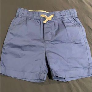 Boys JCrew Crewcuts shorts size 6